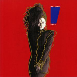 JACKSON, Janet - Control (reissue)