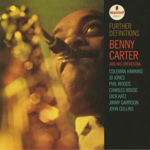 CARTER, Benny & HIS ORCHESTRA - Further Definitions (reissue)