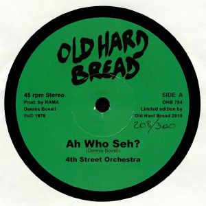 4TH STREET ORCHESTRA - Ah Who Seh?