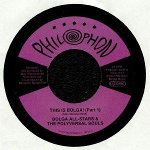 BOLGA ALL STARS/THE POLYVERSAL SOULS - This Is Bolga!