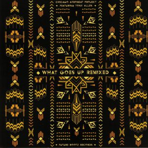 CHICAGO AFROBEAT PROJECT feat TONY ALLEN - What Goes Up Remixed