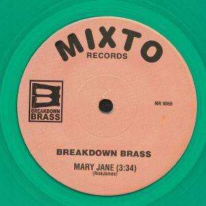 BREAKDOWN BRASS - Mary Jane (reissue)