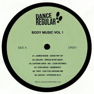 RUDIE, James/SZAJNA/CAPTAIN OVER/XTRA BRUX/TREV/ISHFAQ - Body Music Vol 1