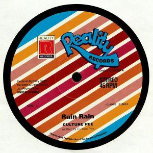 CULTURE PEE - Rain Rain