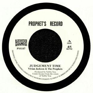 JACKSON, Vivian/THE PROPHETS - Judgement Time