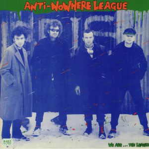 ANTI NOWHERE LEAGUE - We Are The League