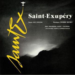 ESTANG, Luc/PIERRE HENRY - Saint Exupery