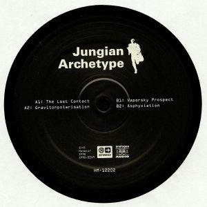 JUNGIAN ARCHETYPE - Gravitonpolarisation