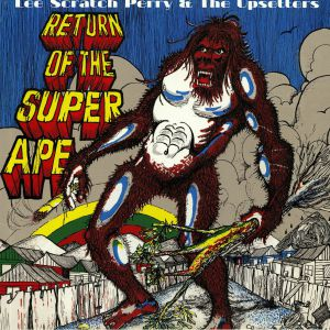 PERRY, Lee Scratch/THE UPSETTERS - Return Of The Super Ape