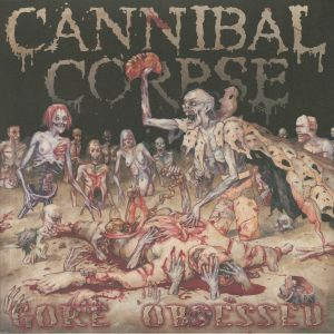 CANNIBAL CORPSE - Gore Obsessed (reissue)
