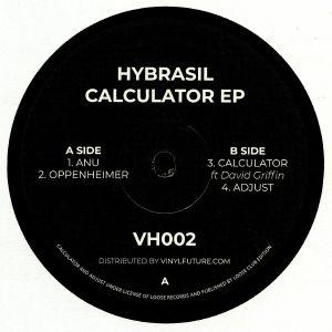 HYBRASIL - Calculator EP