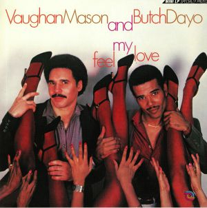 MASON, Vaughan/BUTCH DAYO - Feel My Love (reissue)