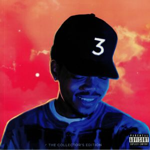 CHANCE THE RAPPER - Coloring Book (Collector's Edition)