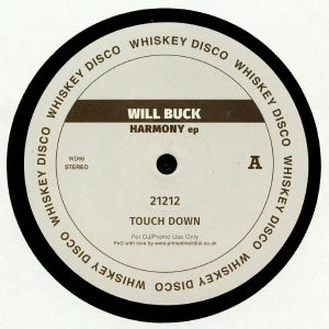 BUCK, Will - Harmony EP