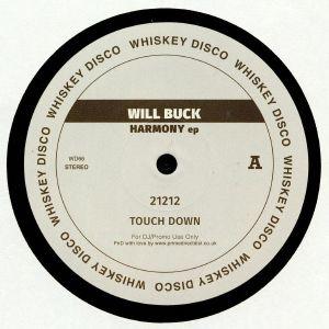 BUCK, Will - Harmony EP
