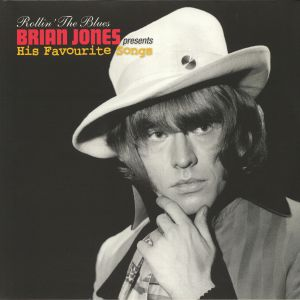 JONES, Brian/VARIOUS - Rollin' The Blues: Brian Jones Presents His Favourite Songs
