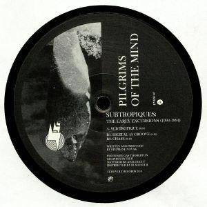 PILGRIMS OF THE MIND - Subtropiques EP