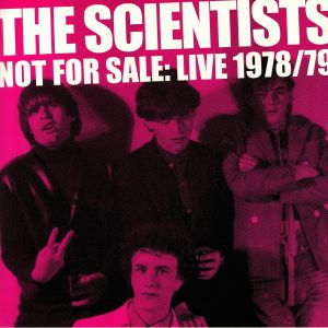 SCIENTISTS, The - Not For Sale: Live 1978/79