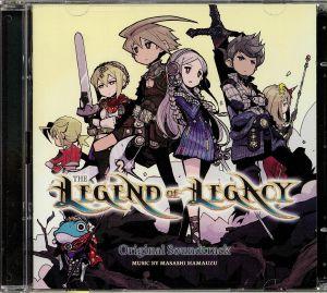HAMAUZU, Masashi - The Legend Of Legacy (Soundtrack)