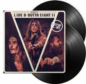 DEWOLFF - Live & Outta Sight II