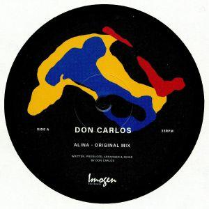 CARLOS, Don - Alina EP