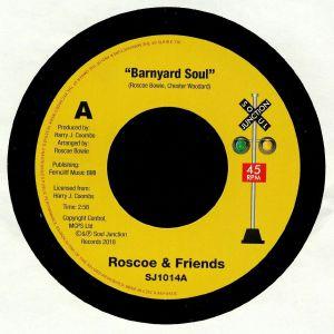 ROSCOE & FRIENDS - Barnyard Soul