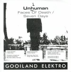 UNHUMAN/ROBERTO AUSER - Split 12