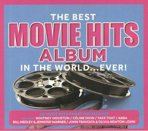 VARIOUS - The Best Movie Hits Album In The World Ever