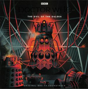 VARIOUS - Doctor Who: The Evil Of The Daleks (Soundtrack)