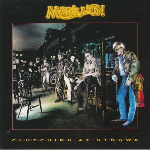 MARILLION - Clutching At Straws (reissue)