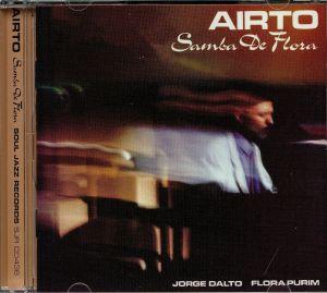 AIRTO - Samba De Flora (reissue)
