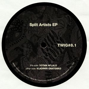 AFLALO, Yotam/VLADIMIR GNATENKO - Split Artists EP