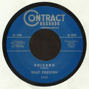 PRESTON, Billy - Volcano