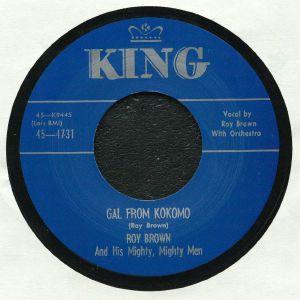BROWN, Roy - Gal From Kokomo