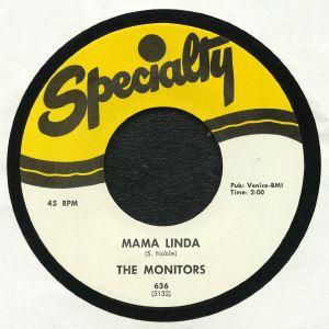 MONITORS, The - Mama Linda