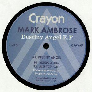 AMBROSE, Mark - Destiny Angel EP
