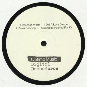 VANESSA WORM/BRAIN DANCING/INTERNAL NY RHYTHMS/THEUS MAGO - Best Of Digital Danceforce Vol 2