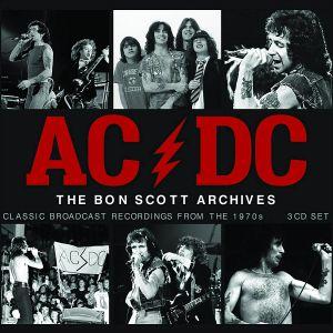 AC/DC - The Bon Scott Archives