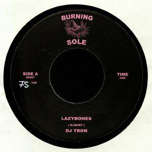 DJ TRON - Lazybones