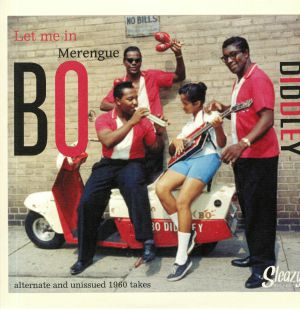 DIDDLEY, Bo - Let Me In (reissue)