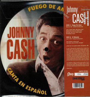 CASH, Johnny - Canta En Espanol