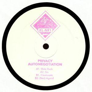 PRIVACY - Autonegotiation