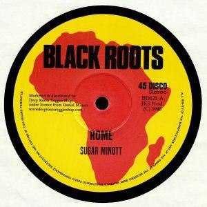 MINOTT, Sugar/DEVON RUSSELL/BLACK ROOTS PLAYERS - Rome