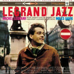 LEGRAND, Michel/MILES DAVIS - Legrand Jazz