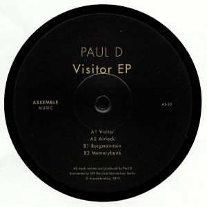 PAUL D - Visitor EP