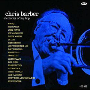 BARBER, Chris - Memories Of My Trip