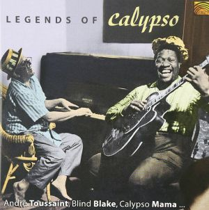 VARIOUS - Calypso Legends
