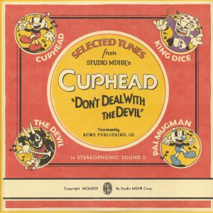 MADDIGAN, Kristofer - Cuphead: Don't Deal With The Devil (Soundtrack) (reissue)