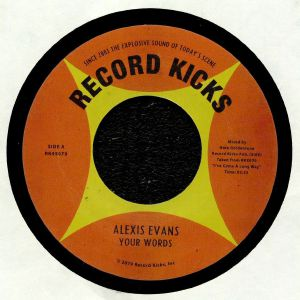 EVANS, Alexis - I Made A Deal With Myself