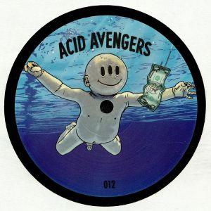 CARDOPUSHER/LA BILE - Acid Avengers 012